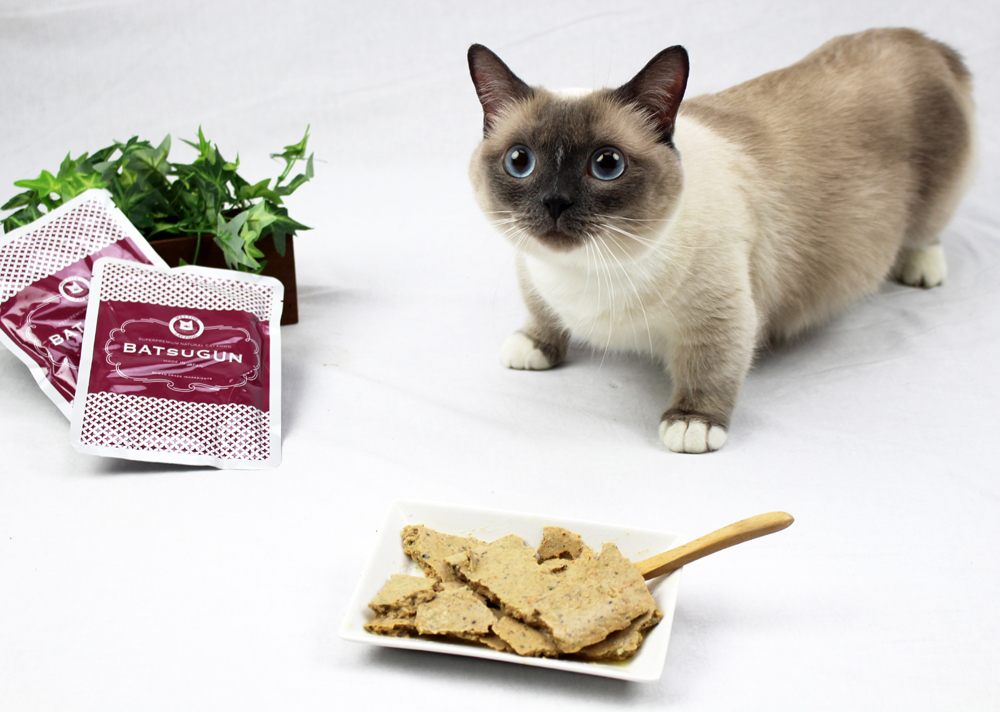BATSUGUN CAT Chicken 80g